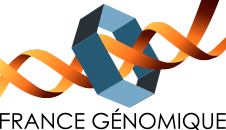 Logo France Genomique